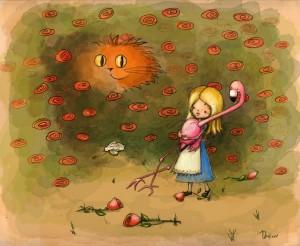 Croquet (Alice In Wonderland)