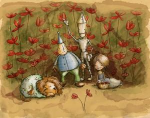 Poppies (Wizard of Oz)